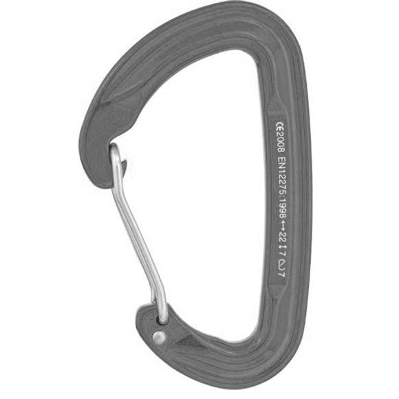 Cypher Firefly II Wire Gate Carabiner Image