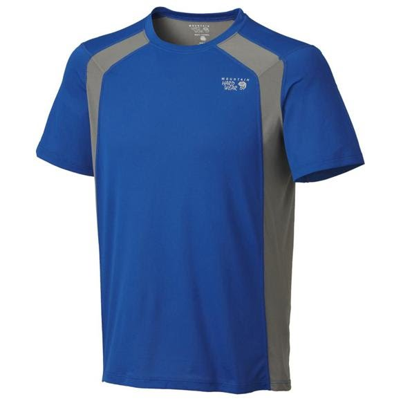 Double Lite Mountain Wicked Top Short Hardwear Men's Sleeve