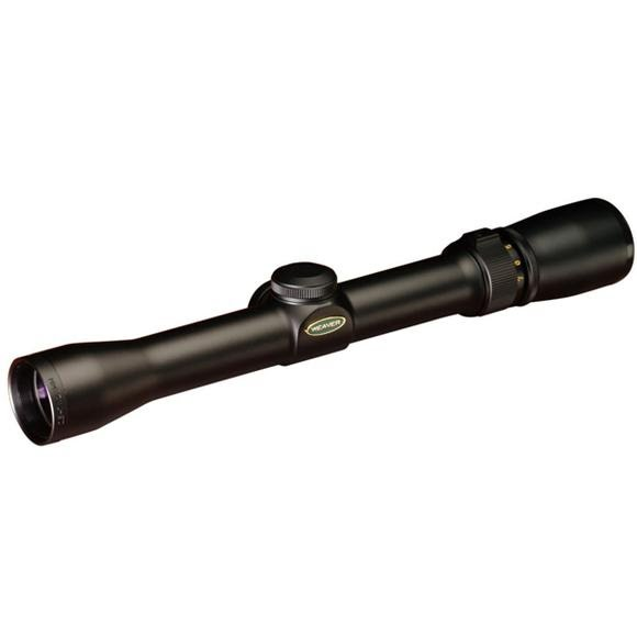 Weaver 2-7x28mm Classic Rimfire Scope Image