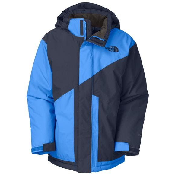 The North Face Youth Boys Brightten Insulated Jacket Image