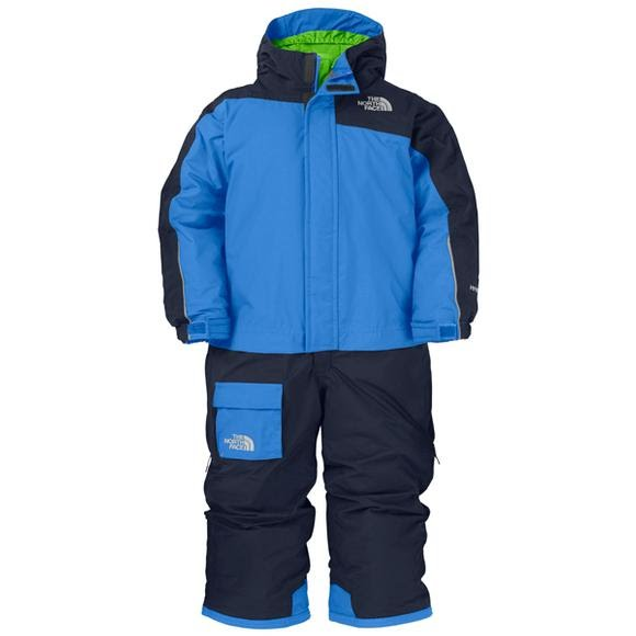 0a194a6c The North Face Toddler Boys Insulated One Shot Suit Image