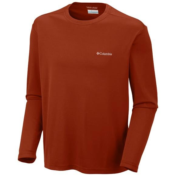 Columbia Men's Meeker Peak Long Sleeve Image