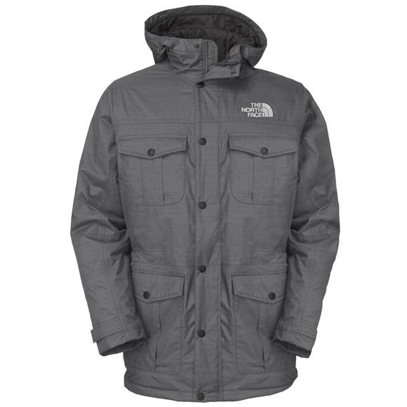 The North Face Mens Bedford Down Parka