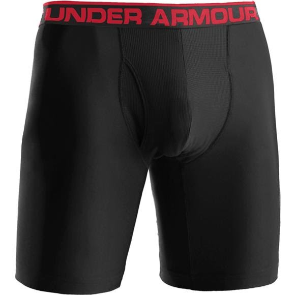 aace04e5a12a Under Armour Mens The Original Boxerjock 9 Inch Extended Brief Image