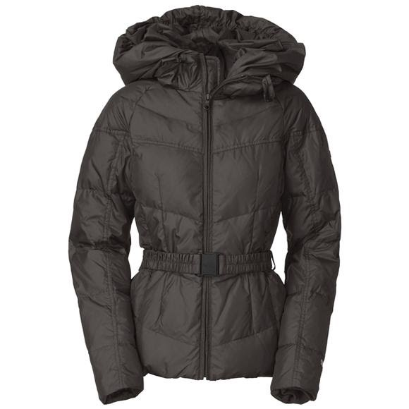 The North Face Womens Collar Back Down Jacket Image