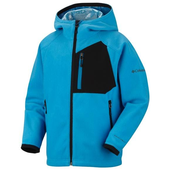 Columbia Youth Boys Thermorator Hoodie Image