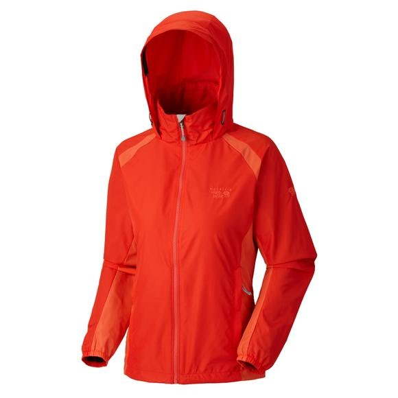 Mountain Hardwear Women's Windrush Jacket Image