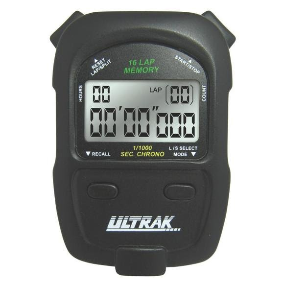 Ultrak 460 Professional Stopwatch Image