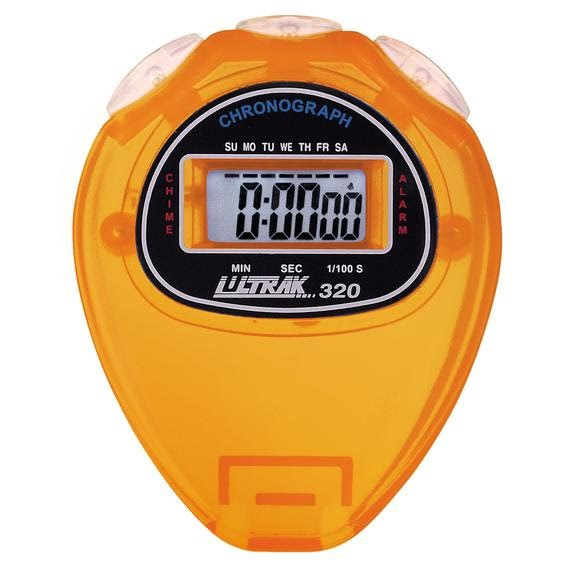 Ultrak Ultrak 320 Sports Stopwatch Image