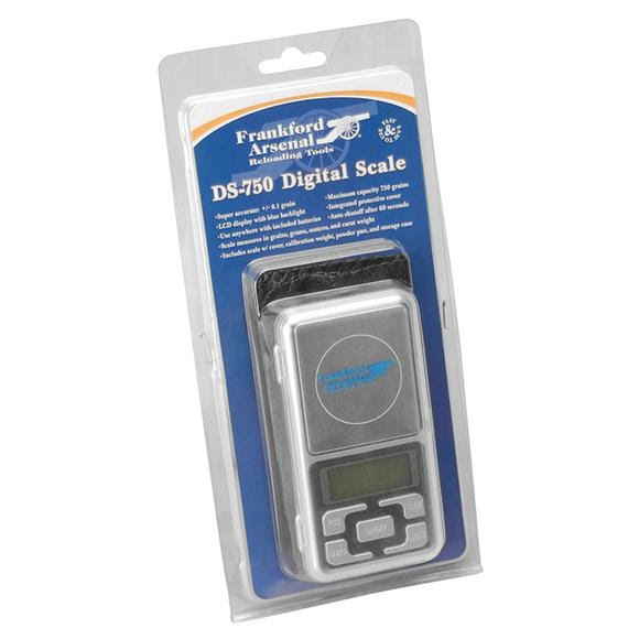 Frankford Arsenal DS-750 Digital Reloading Scale Image