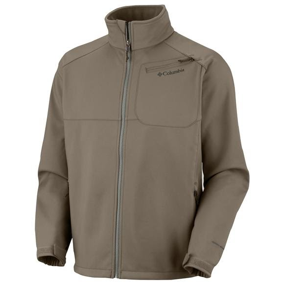 Columbia Men's Ascender II Softshell Image