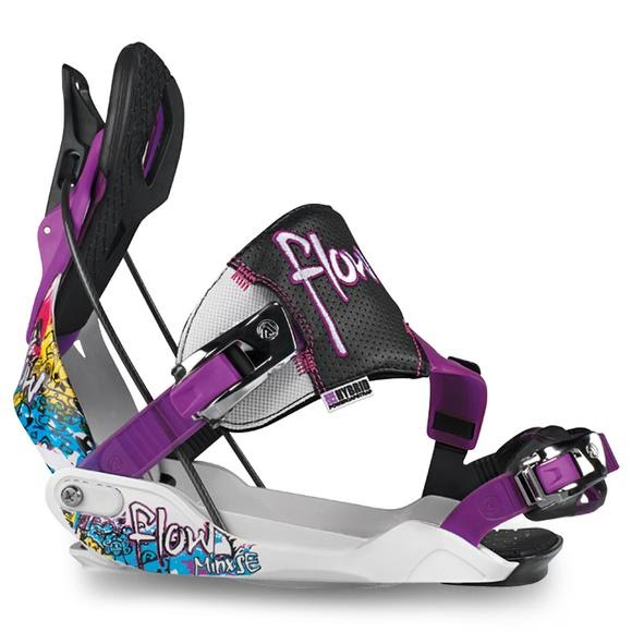 Flow Women's Minx SE Snowboard Bindings