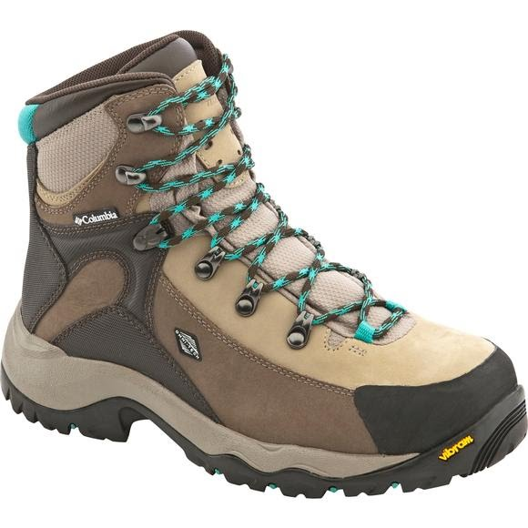 790b96fd512 Columbia Women's Daska Pass Omni-Tech Hiking Boots