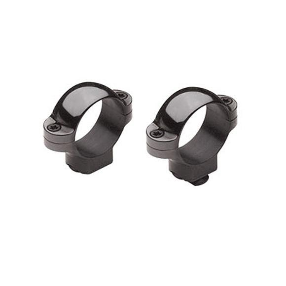 Burris Standard Medium Matte Black Rings Image