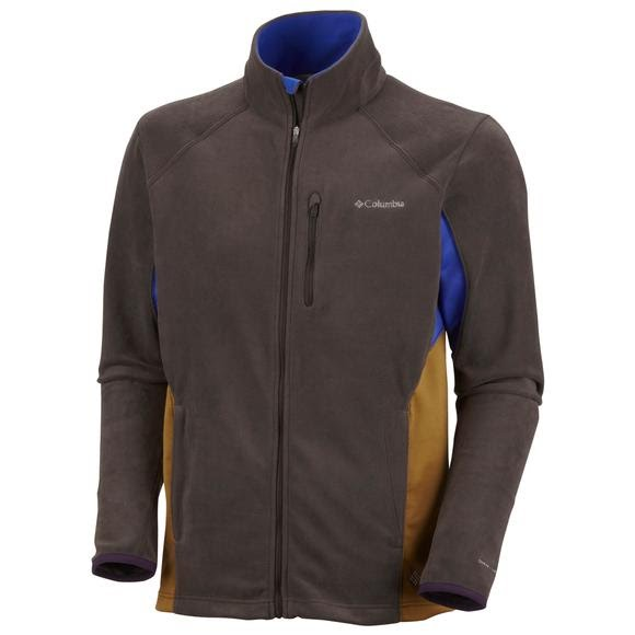 Columbia Men`s Heat 360 II Full Zip Jacket Image