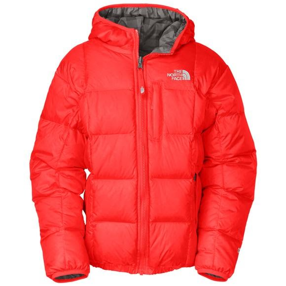 46696d6f07bf The North Face Youth Boys Reversible Down Moondoggy Jacket Image