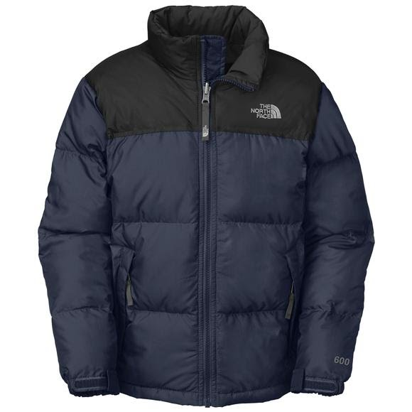 bbc0b6ccf The North Face Youth Boys Nuptse Down Jacket Image