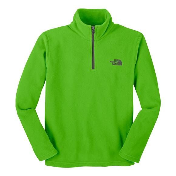 781ff9a09 The North Face Youth Boys Glacier 1/4 Zip Image