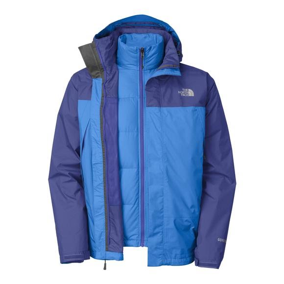 the north face the north face men s mountain light triclimate jacket. Black Bedroom Furniture Sets. Home Design Ideas