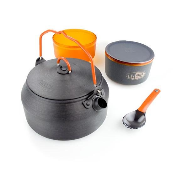 Gsi Outdoors Halulite Ketalist Cook Set Image