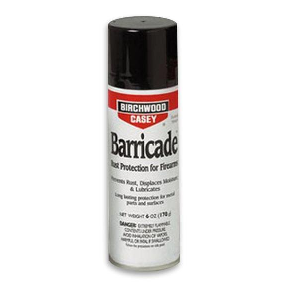 Birchwood Casey Barricade Rust Protection for Firearms 6oz Aerosol Image