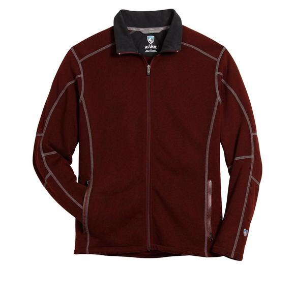 Kuhl Men's Revel Hoody Full Zip Sweater Image