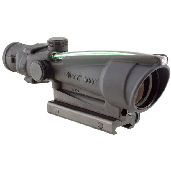 Trijicon ACOG 3.5x35 Scope with .308 Ballistic Reticle and TA51 Mount Image