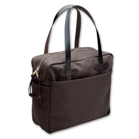 Filson Zippered Tote Bag Image