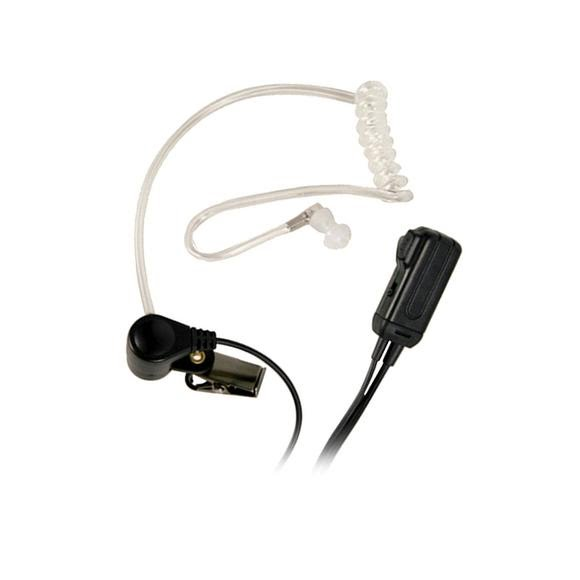 Midland FBI Style Ear Bud/Mic for 2-Way Radio Image