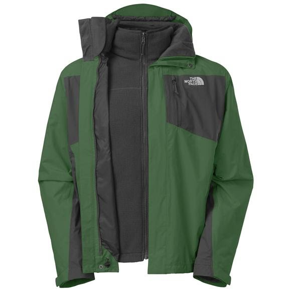 1ea6f556b The North Face Men's Tiberius Triclimate Jacket