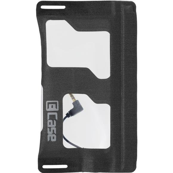 E-case iSeries iPod/iPhone 4 Case with Jack (Black) Image
