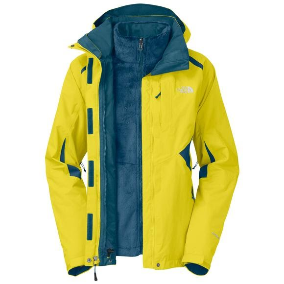 The North Face Women`s Boundary Triclimate Jacket Image