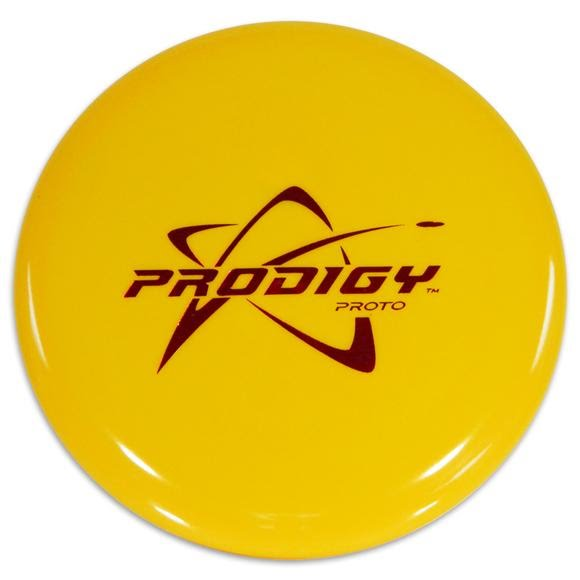 Prodigy Disc 400G-Series M4 Golf Disc Image