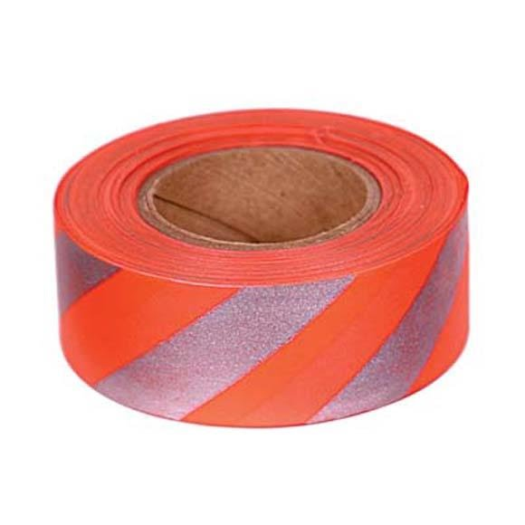 The Allen Co Flagging Tape: Orange, 150 Feet Image
