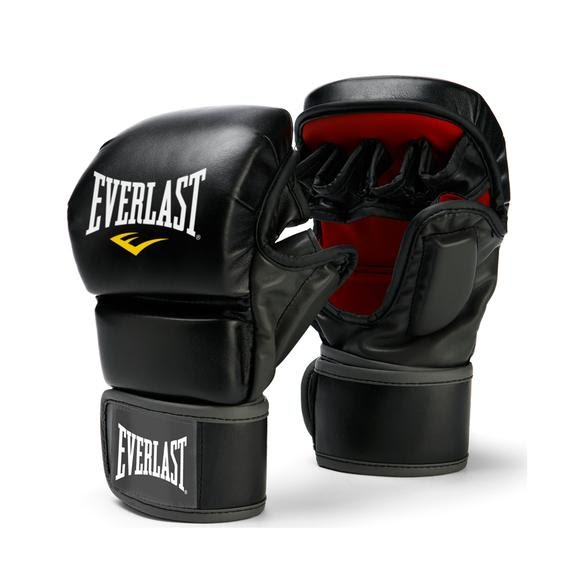 Everlast Fitness Gloves Mens: Everlast MMA Striking Training Gloves