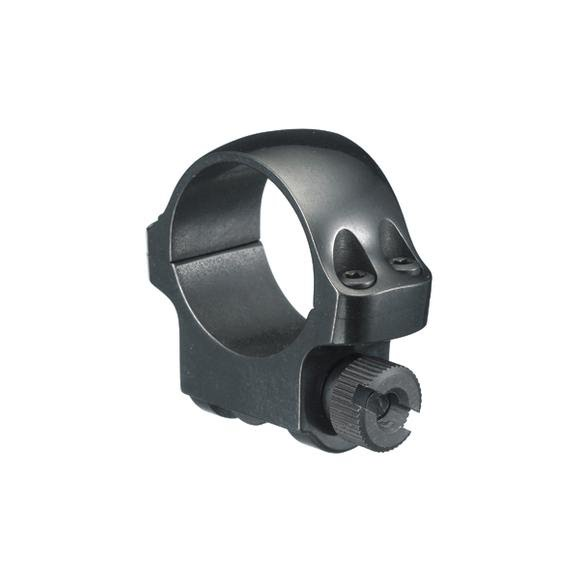Ruger Low Scope Ring with Blued Finish Image