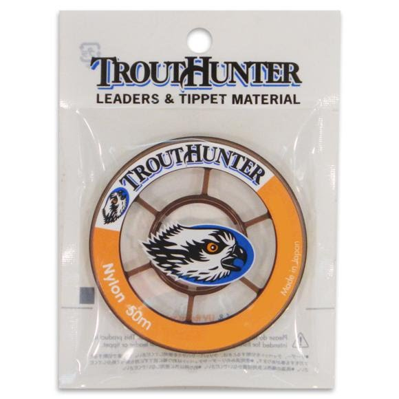 Trout Hunter Nylon Tippet (6X) Image