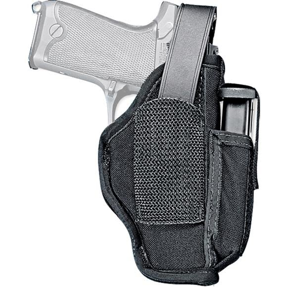 Uncle Mike's Sidekick Ambidextrous Hip Holster (Size 15