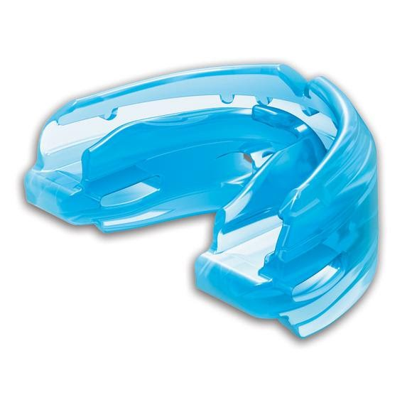 Shock Doctor Double Braces Mouthguard Image