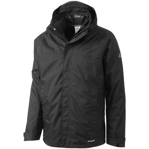 Adidas Outdoor Mens HT 3-1 CPS/Down Jacket