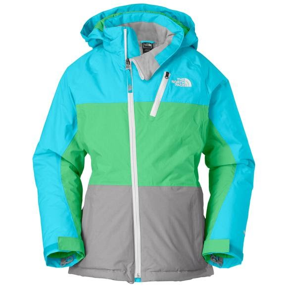 The North Face Youth Girl S Insulated Kizamm Jacket