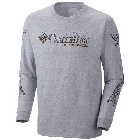 50524c4b59c Columbia Men's PHG Wild for Hunting Long Sleeve Tee Image