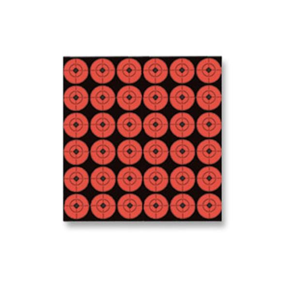 Birchwood Casey 1 Inch Self-Adhesive Target Spots Targets (360-pack) Image
