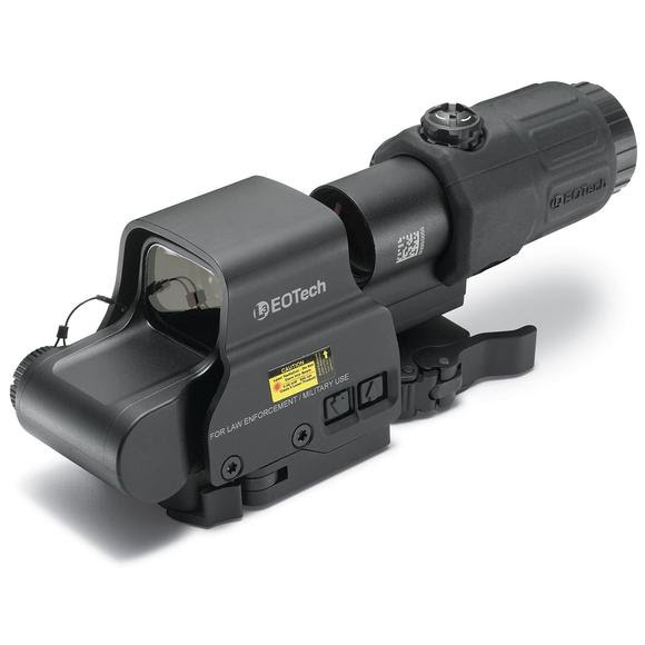 Eo Tech HHS II Holographic Weapons System Rifle Sight Image