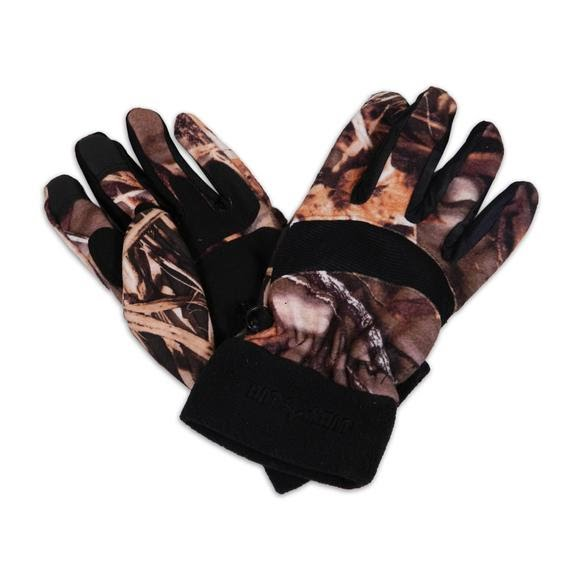 Hot Shot Men's Talon Fleece Camouflage Glove Image