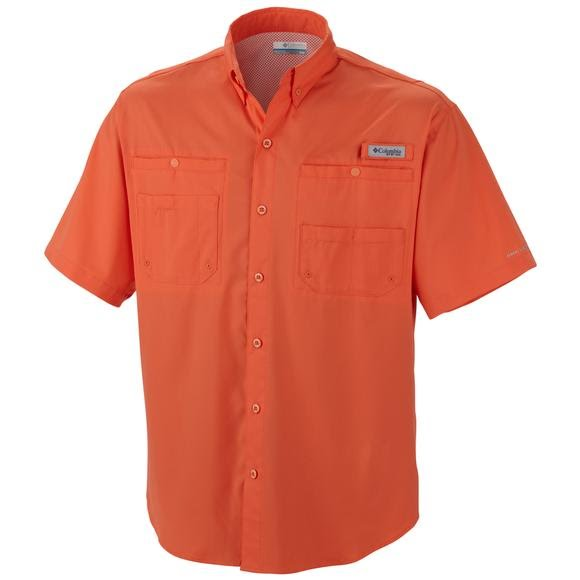 Columbia Men's Tamiami II Shortsleeve Shirt (Tall) Image