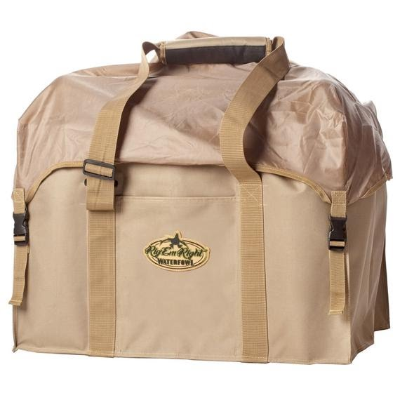 Rig'em Right 6-Slot Full Body Goose Decoy Bag (Small) Image