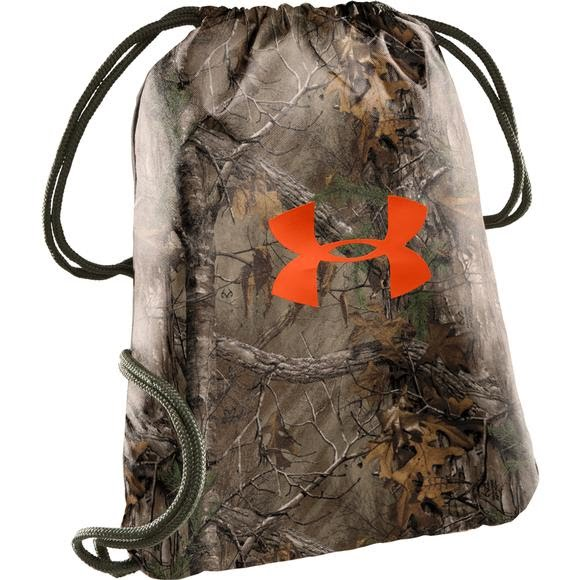 Under Armour Camo Sackpack Image d978bede4376b