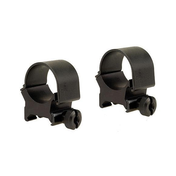 Weaver Quad Lock Detachable Scope Mounting Rings Image