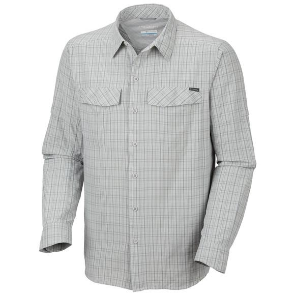 a02402fce63 Columbia Columbia Men's Silver Ridge Plaid Long Sleeve Shirt (Exteneded  Sizes)